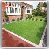 Erba artificiale dello Synthetic del prato inglese del nuovo di disegno ornamento del giardino