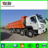 전송 광산을%s Sinotruck 10 바퀴 371HP 팁 주는 사람 덤프 트럭