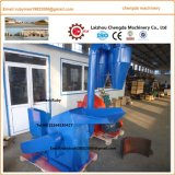 Mulino a martelli motorizzato diesel della biomassa del gambo del cereale di uso della famiglia