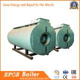 4 Tonnen-Öl-Brenner-hohe leistungsfähige Typen des industriellen Dampfkessels