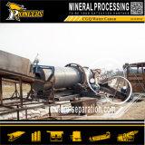 採鉱水キャノンの砂の金の鉱石の洗浄のプラント給水銃