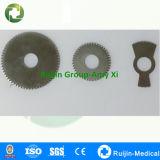 El yeso quirúrgico médico vio en el color verde (RJ01)
