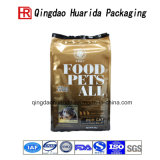 Zak van de Ritssluiting van het Voedsel voor huisdieren van de Zakken van de Hondevoer van de douane De Plastic Verpakkende