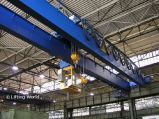250mt Electric Overhead Travelling Crane (EOT Crane)