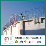 アコーディオン式の有刺鉄線の塀の/Outdoorの防御フェンスまたは空港アコーディオン式の有刺鉄線の塀
