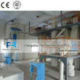 Colector de polvo/filtro del pulso para la maquinaria del proceso de alimentación