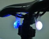 Voyants visibles élevés d'alarme de sûreté de vélo de DEL