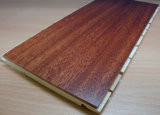 Kempas Style Selections Revêtement de sol en bois parquet à haute brillance Plancher en bois