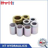 (00200 00400) Zink dat de Hydraulische Hydraulische Metalen kap van het Koolstofstaal van de Montage van de Slang Plateert
