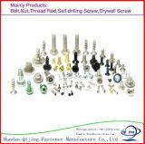 Parafuso Drilling do auto do zinco de China/parafuso de madeira/parafuso de batida do auto/parafuso de máquina