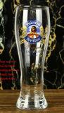 販売のための高品質によってカスタマイズされる水晶ビールガラス