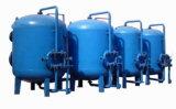 Installation de traitement biochimique d'eaux d'égout