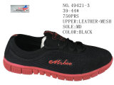 Numéro 49421 six chaussures d'action de sport de couleur