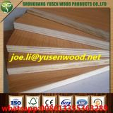 La madera contrachapada hecha frente la melamina blanca, melamina blanca caliente hizo frente a la madera contrachapada