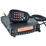 29/50/144/430 MHZ Tc-9900 FM Sender/Empfänger Car Funk Zwei-Methode Radio mit Mic Programmable Cross Band Removable Front Pane Quad Band FM Transmitter