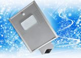 Integrierte alle in einem LED-Solarstraßenlaternemit niedrigstem Preis