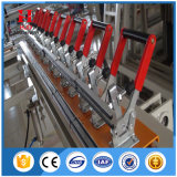 Mechanische schraubenartige ausdehnende Maschine des Silk Bildschirm-Hjd-E501 für Drucken