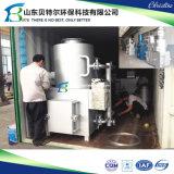 10-500kgs 의학 폐기물 소각로 또는 병원 고형 폐기물 가열기