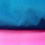 Tela de la tela cruzada del Spandex del algodón con la piel de Peached