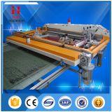 Flaches Bett-automatische Silk Bildschirm-Drucken-Maschine