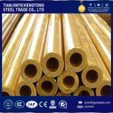 H62 tubo di rame giallo d'ottone, tubi di Holow