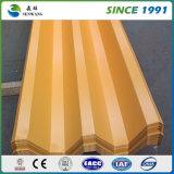 Hoja de acero del nuevo del diseño del material de construcción de la buena calidad del material para techos color de la hoja
