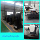 Vmc850L中国Machining Center Price、MetalのためのVertical CNC Milling Machine