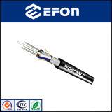 Cable de cinta de aluminio blindado de fibra óptica (GYFTA)