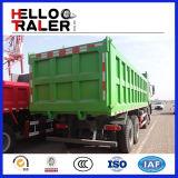Diesel famoso di marca HOWO 40 ribaltatore Dumptruck della sabbia 8X4 di tonnellata
