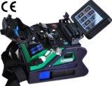 Buena encoladora de fibra óptica certificada CE/ISO de la fusión del funcionamiento de Eloik