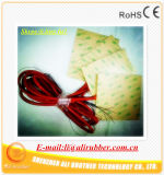 Silicone Heater 120*130*mm 220V 100W Adhesive