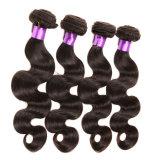 do cabelo brasileiro da onda do corpo do cabelo do Virgin da classe 8A o cabelo não processado barato empacota Curly brasileiro molhado e ondulado de 100g de Remy do cabelo humano