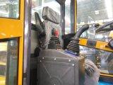 1.5トンのフロント・エンドローダーの油圧小型車輪のローダー