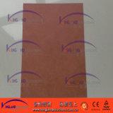 (KL1104) Folha vermelha da gaxeta do papel do Não-Asbesto