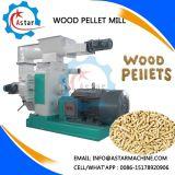 Exportação à imprensa de madeira Mzlh420 da pelota de Indonésia