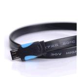 Гибкая плоская универсалия кабеля USB Micro