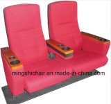 Kino Seat ein Armrest mit Two Cup Holders (Ms-6826)