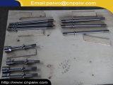 機械装置のための造られた高精度の炭素鋼シャフト