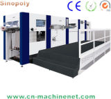 Hot Foil Embossing, Stripping, Blanking Die Cutting Machine 1600t