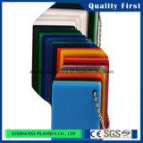 아크릴 널이 다채로운 Plexiglass/PMMA 아크릴에 의하여 시트를 깐다