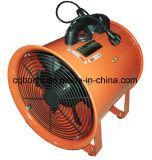 Ventilateur axial portatif de turbine de ventilation