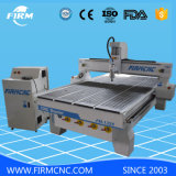 1300*2500mm (' x8') máquina de trituração de madeira do CNC 4