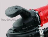 Breve Drywall Sander con dos cabezas y sistema de aspiración automática