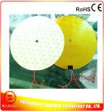 Polyimide Leitungskabel der Dünnfilm-Heizungs-24V 72W (8ohm) des Durchmesser-30mm 3m 150mm