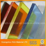 プレキシガラスシートを曲げるか、または切るか、または刻むための抵抗力がある鋳造物のアクリルのプラスチックシート