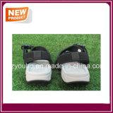 Neue Art-Schwarz-Sandelholz-Schuhe für Männer