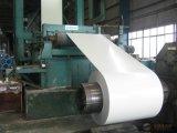 La bobina sumergida caliente de PPGI galvanizó la bobina de acero de acero de la bobina PPGI