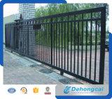 Belle grille résidentielle pratique de fer travaillé (dhgate-21)