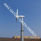 Variabler Abstand-Wind-Turbine, angeschlossen an Dienstrasterfeld