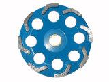 Btm 다이아몬드 가는 컵 바퀴